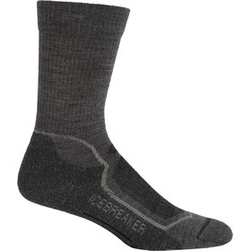 Icebreaker Hike+ Light Crew Socks Herre twister/silver/oil